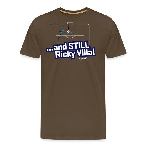 pitchhalf villa81 - Men's Premium T-Shirt