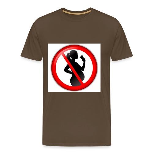 alk schwang 3d hires jpg - Männer Premium T-Shirt