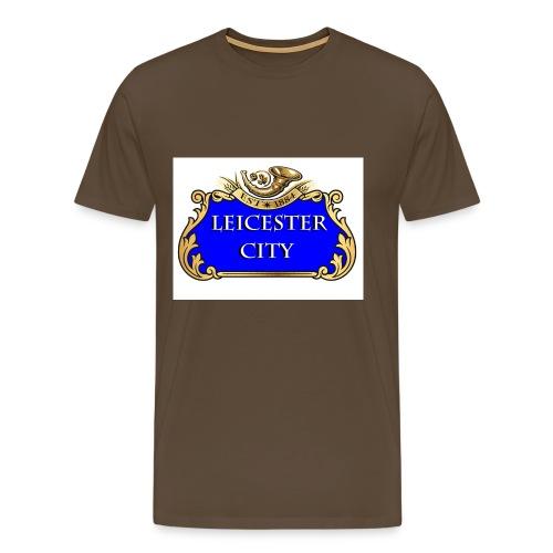 leicester stella - Men's Premium T-Shirt