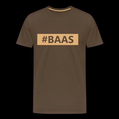 #BAAS_BOX - Mannen Premium T-shirt