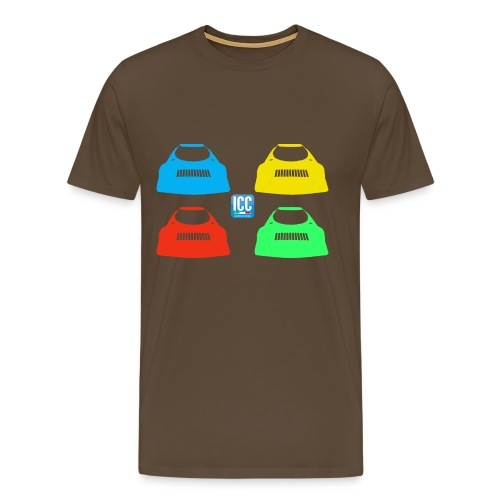 iccligne2011 - T-shirt Premium Homme