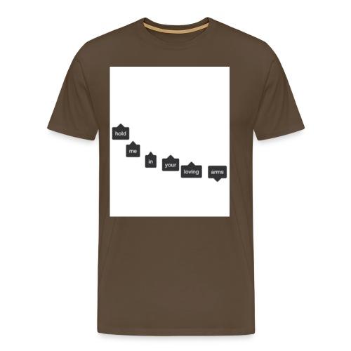 wewfferfe jpg - Männer Premium T-Shirt