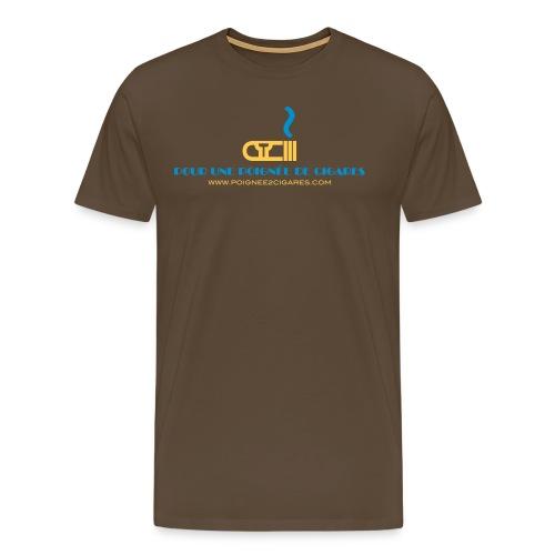 P1P2C Complet - T-shirt Premium Homme