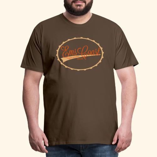 ecc Logo 2 - Männer Premium T-Shirt