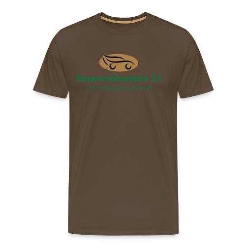 EPSLogo - Männer Premium T-Shirt