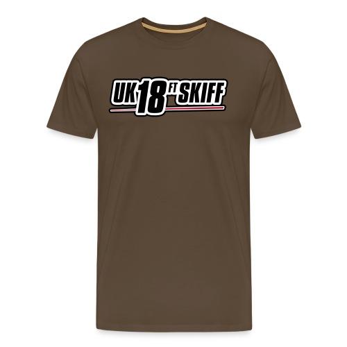 LogoText - Men's Premium T-Shirt