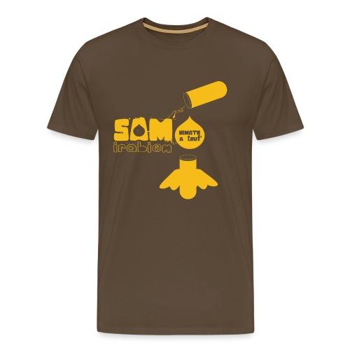 Irmate à touf - T-shirt Premium Homme