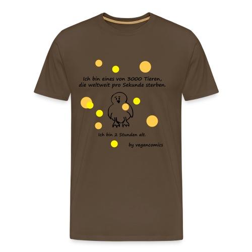 kueken - Männer Premium T-Shirt