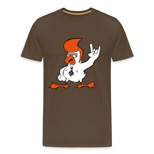 birdie - Mannen Premium T-shirt