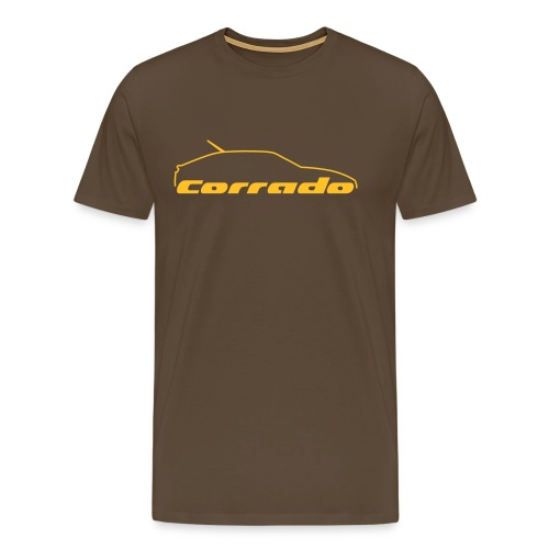 corrado kontur - Männer Premium T-Shirt