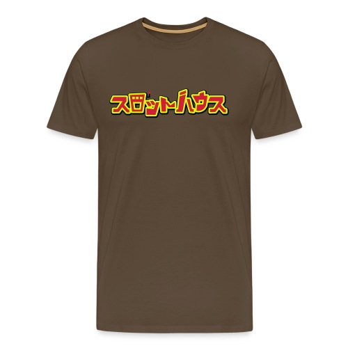 Slot House Japanese - Men's Premium T-Shirt