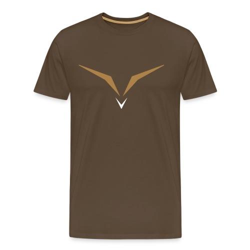 face - Männer Premium T-Shirt