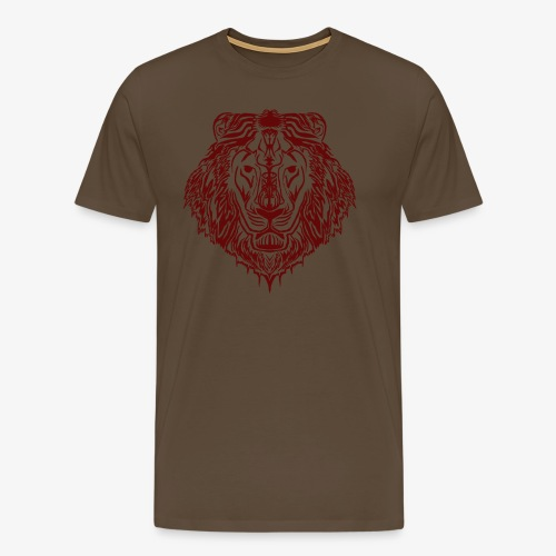LION KING - Männer Premium T-Shirt