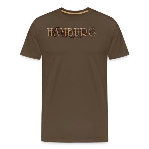 steampunk hamburg - Männer Premium T-Shirt