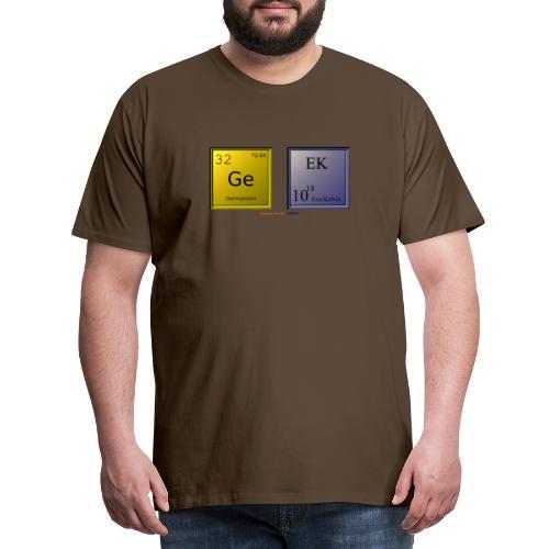 GEEK IV - T-shirt Premium Homme