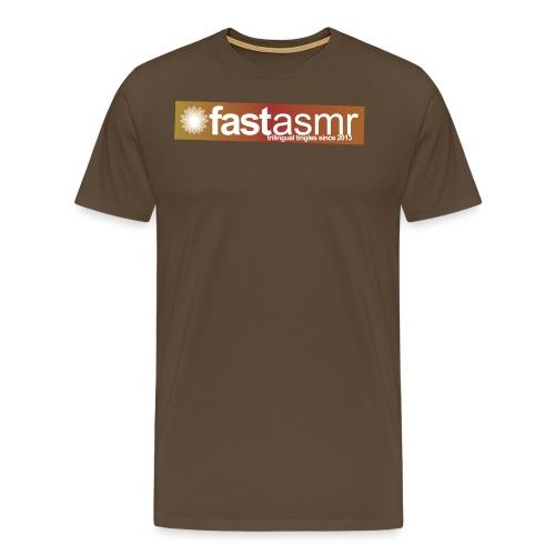 fastasmr-Shirt1 - Men's Premium T-Shirt