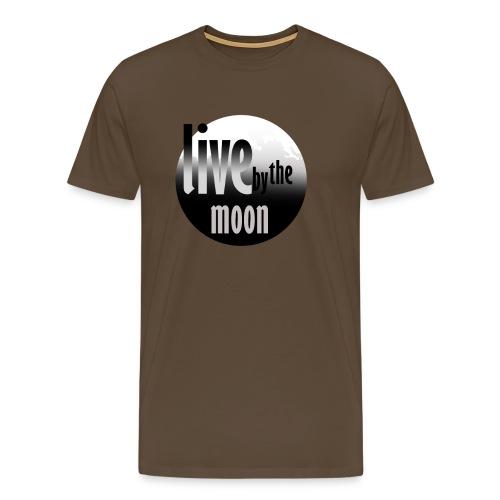 the moon - T-shirt Premium Homme