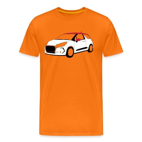 newds3 - Männer Premium T-Shirt