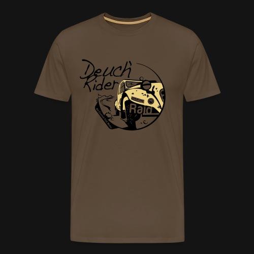 Deuch' Rider Raid 2C - T-shirt Premium Homme
