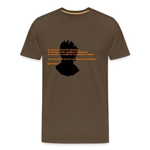 geronimo 2 - T-shirt Premium Homme