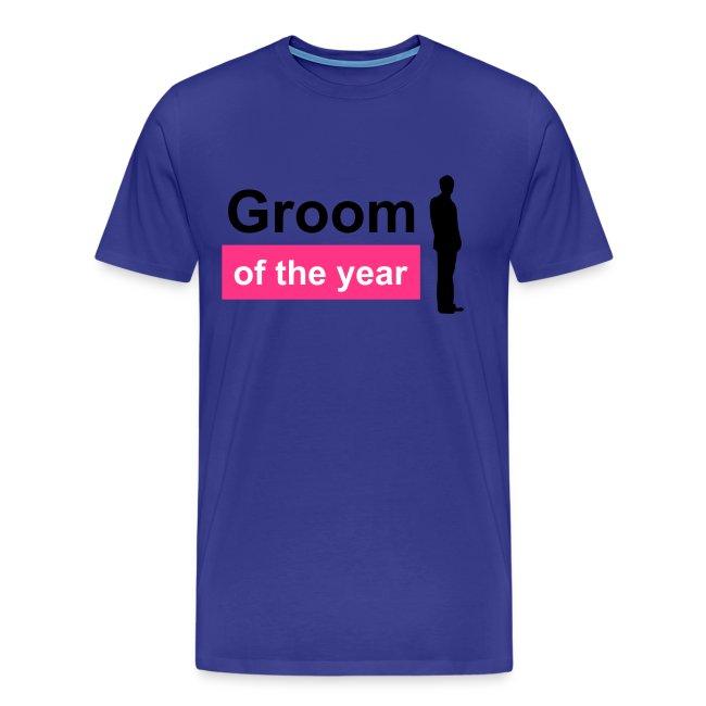 groom of the year - figur