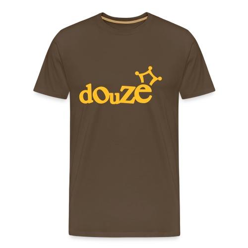 logo_douze - T-shirt Premium Homme
