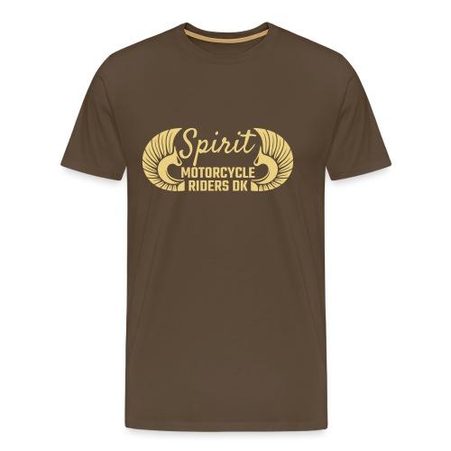 SMRDK Alt. farver - Herre premium T-shirt