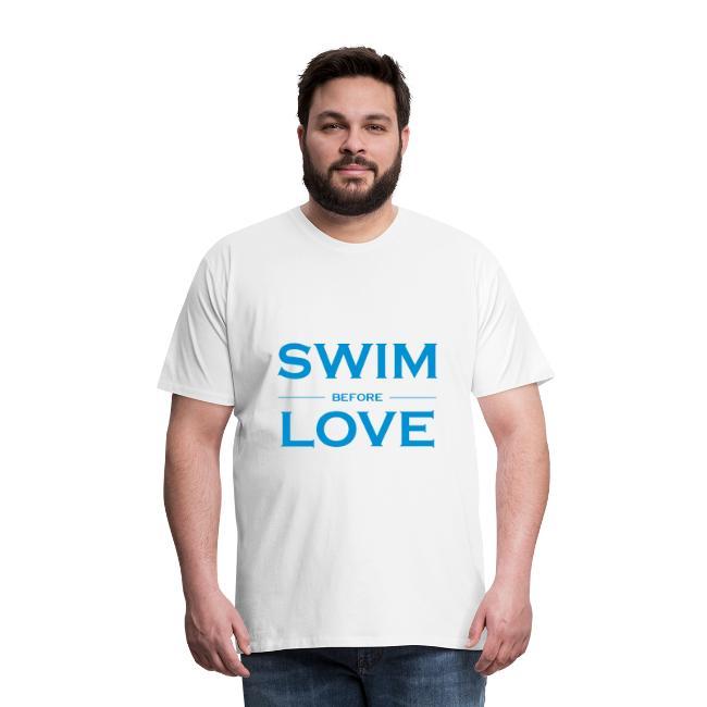 SWIM BEFORE LOVE