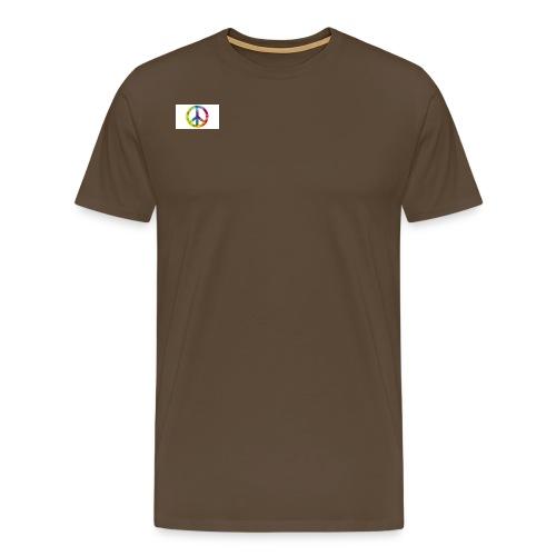 peace for love - Men's Premium T-Shirt