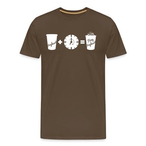 Fizzy Yoghurt - Men's Premium T-Shirt