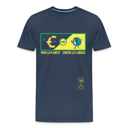 pour la planète R - T-shirt Premium Homme