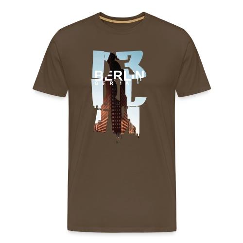AL Berlin Gr 3 - Männer Premium T-Shirt