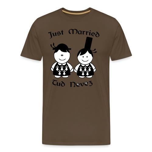 Married Bretagne - T-shirt Premium Homme