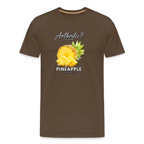 HIPP for Pineapple - Men's Premium T-Shirt