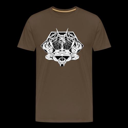 ᐚ ᗕ ᔹ ᖼ ᐻ Ż __________LOGO BY IRIS SON - T-shirt Premium Homme