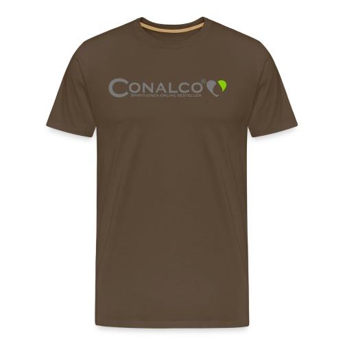 conalco_logo_vektor - Männer Premium T-Shirt