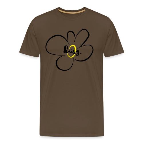 Gänseblümchen - Männer Premium T-Shirt