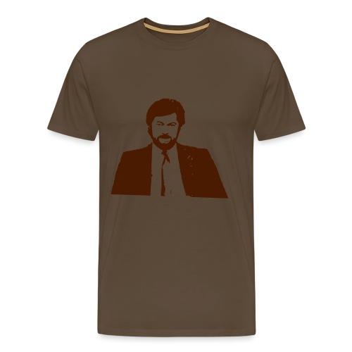 Ulvbauge by Johnsson - Men's Premium T-Shirt