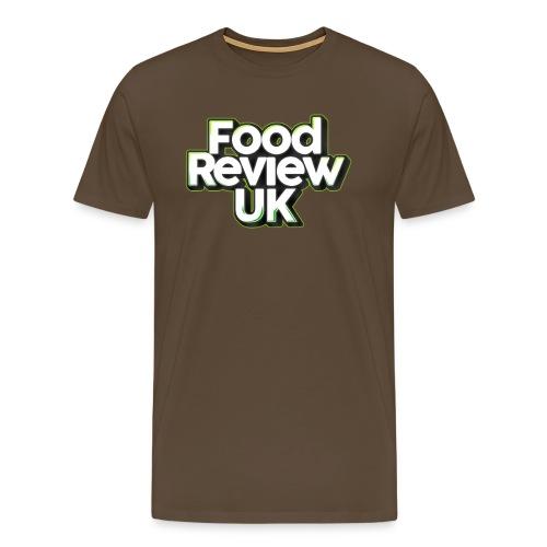 Food Review UK Highlights - Men's Premium T-Shirt