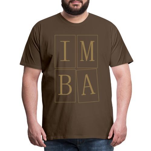 IMBA - Männer Premium T-Shirt