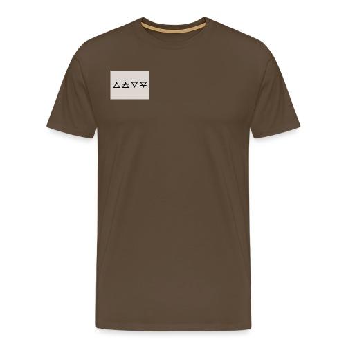 Jan daoud - Herre premium T-shirt