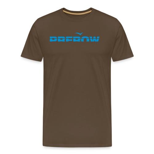 prerow200901 1c - Männer Premium T-Shirt