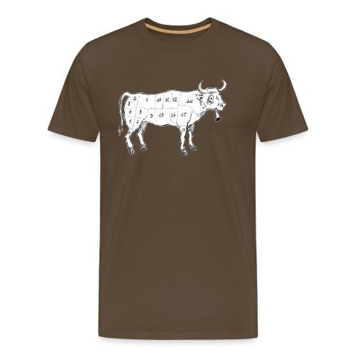 SMOKCCOW - T-shirt Premium Homme