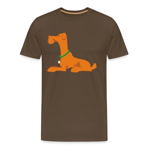 animal-1298960_1280 - Männer Premium T-Shirt