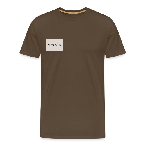 Jan daoud - Herre premium T-shirt