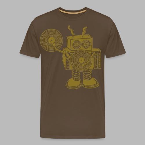 Hey Mr DJ - Men's Premium T-Shirt