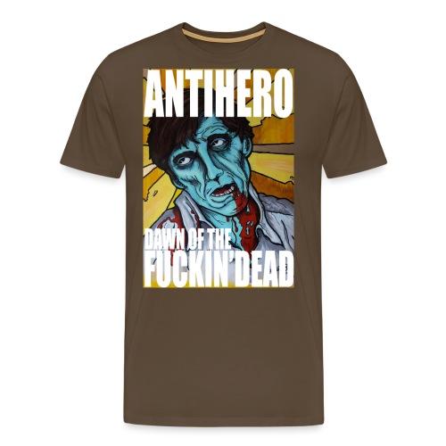 Antihero the Undead - Männer Premium T-Shirt