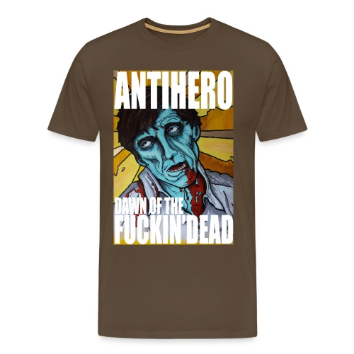 Antihero the Undead - Männer Premium T-Shirt