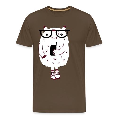 Nørdi - Männer Premium T-Shirt