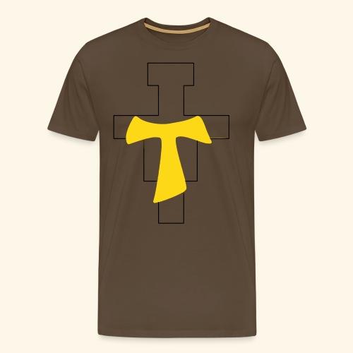 crocitau - Maglietta Premium da uomo